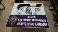 Gemlik Polisinden Silah Ve Uyuşturucu Operasyonu