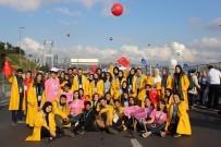 OLİMPİYAT KOMİTESİ - Genç İnovatif Sağlıkçılar Kulubü Vodafone İstanbul Maratonu'na Katıldı