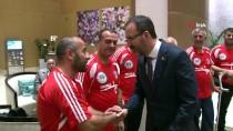 GENÇLİK VE SPOR BAKANI - Gençlik Ve Spor Bakanı Kasapoğlu Azerbaycan'da Türkiye Mezunları Programına Katıldı
