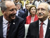 VEFA SALMAN - İnce, Kılıçdaroğlu'ndan randevu istedi