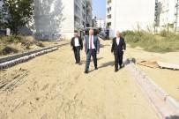 İncirliova'da 56 Ayda 300 Bin Metrekare Yol Yapıldı