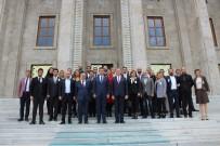 BARIŞ AYDIN - İş Dünyası Temsilcileri Aydın'ı Ziyaret Etti