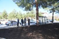 DÜNYA ŞEHİRLERİ - Isparta'daki Parklar Damlama Sulama Sistemine Geçti