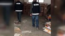 UĞUR MUMCU - İzmir'de Kaçak Sigara Operasyonu