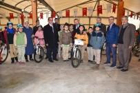 AHMET ÇELIK - İzmitli Çocuklar Bisikletlerine Kavuştu