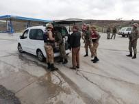 Jandarma Ekiplerinden Güven Ve Huzur Uygulaması Yapıldı