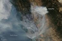 ORMAN YANGINI - Kaliforniya'daki Orman Yangınlarında Ölü Sayısı 56'Ya Yükseldi