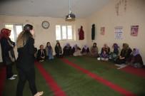 MEME KANSERİ - Karaköprü Kırsalında Kadınlara Kanser Ve Sağlıklı Beslenme Eğitimi