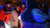 Kars'ta Tipide Mahsur Kalan Çoban Kurtarıldı