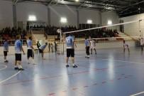 TÜRKIYE VOLEYBOL FEDERASYONU - Kaş'ta Sonbahar Kupası Voleybol Turnuvası