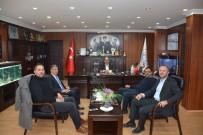 GÜLÜÇ - Kdz. Ereğli TSO Başkanı Keleş, Demirtaş'a Destek Verdi