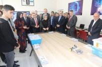 OSMAN BILGIN - Kırklareli Anadolu İmam Hatip Lisesi Robotik Ve Kodlama Atölyesi Açıldı