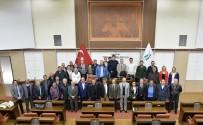 ZIRAAT MÜHENDISLERI ODASı - Kırsal Kalkınma Kurulu'nun Genel Kurul Ön Bilgilendirme Toplantısı Yapıldı