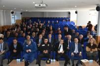 MEHMET YıLDıZ - Kızılcahamam Kaymakamlığı Muhtarlar Toplantısı Düzenledi