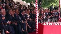 KKTC'nin Kuruluşunun 35. Yıl Dönümü Kutlanıyor