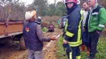 Kocaeli'de Traktörden Düşen Kadın Öldü