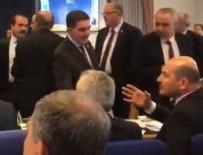 PARMAK - Komisyonda gerginlik! Soylu'dan HDP'li vekillere sert yanıt