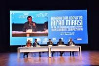 SELÇUK ÜNIVERSITESI - Konya'da Uluslararası Sempozyum Başladı