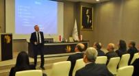 DEVLET TİYATROSU - Kütahya'da 'Kişisel Ve Kurumsal İmaj Yönetimi' Eğitimi