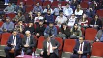 FARUK ECZACıBAŞı - Mersin'de 'Ar-Ge Proje Pazara 2018' Etkinliği