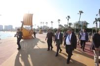 ALİ İHSAN SU - Mersin'de Narenciye Festivali Hazırlıkları Sürüyor