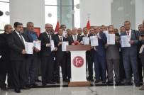 MHP'nin 5'İ Büyükşehir 12 Belediye Başkan Adayı Belli Oldu