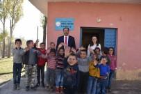 Millî Eğitim Müdürü Aziz Gün'den Tercan İlçesine Ziyaret