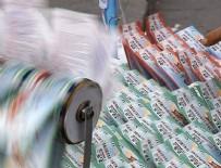 MILLI PIYANGO - Milli Piyango yılbaşı çekilişinde büyük ikramiye belli oldu