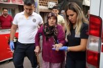 YAŞLI ÇİFT - Murat Göğebakan'ın Kuzeni, Annesini Darp Etti