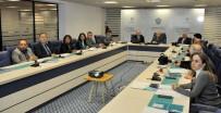 FAKÜLTE - NEÜ Kalite Komisyonu Değerlendirme Toplantısı Gerçekleştirildi