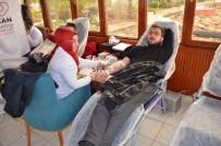 KıZıLAY - Öğrencilerden Kan Bağışı Etkinliği