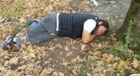NECATI ÇELIK - Ormanlık Alanda Uyuşturucu Kullanan 2 Şahıs Baygın Halde Bulundu