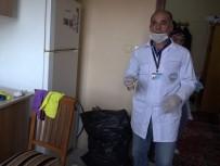 TEMİZLİK GÖREVLİSİ - (ÖZEL) Belediyenin Temizlik Görevlileri Evde Altı Aydır Kayıp Olan Altını Buldu