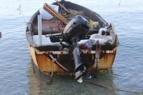 BALIK TUTMAK - (Özel) Büyükçekmece'de Balıkçıların Binlerce Liralık Hırsızlık İsyanı