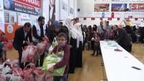 MÜSLÜMAN - Pakistan'dan Suriyeli Çocuklara Giyim Yardımı