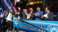 BASIN AÇIKLAMASI - Posta Güvercinleriyle Cumhurbaşkanı Erdoğan'a Mektup Gönderdiler