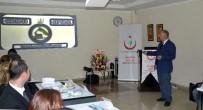 SAĞLIK HİZMETİ - Sağlık Müdürlüğü Tarafından 'Evde Sağlık Hizmetleri Ve Palyatif Bakım Çalıştayı' Yapıldı
