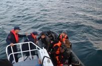 PAKISTAN - Saroz'da Göçmen Faciasını Sahil Güvenlik Önledi
