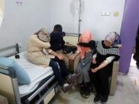 Sason'da 40 Öğrenci Hastaneye Kaldırıldı