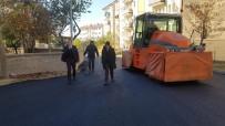 NEVŞEHİR BELEDİYESİ - Seçen, 2000 Evler Mahallesinde Asfalt Çalışmalarını İnceledi