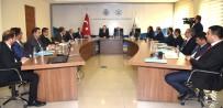 ÖMER HİLMİ YAMLI - SEDEP Paydaşları İstişare Toplantısında Bir Araya Geldi