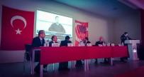 Seyitgazi'de Başlatılan Bağımlılıkla Mücadele Panellerinin İlki Kırka'Da Düzenlendi