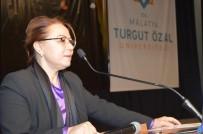 TURGUT ÖZAL - Sinemanın Emektarları Öğrencilerle Buluştu