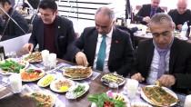 ESNAF VE SANATKARLAR ODALARı BIRLIĞI - Sivas Etli Ekmeği Tescil Yolunda