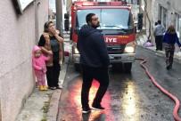 BURSA BÜYÜKŞEHİR BELEDİYESİ - Sobayı Yakarken Halıya Düşen Ateş Evi Küle Çevirdi