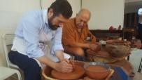 AVUSTRALYA - Son Çömlekçi Ustası Mesleği Gençlere Öğretiyor