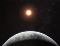 Süper kütleli soğuk bir öte gezegen keşfedildi