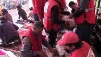 İSMAİL HAKKI - Suriye'nin Azez İlçesinde 15 Temmuz Şehitlerine Hatim Duası