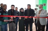 İÇ SAVAŞ - Suriyeli Savaş Mağdurlarının Yeni Sıcak Yuvası