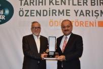 BAŞARI ÖDÜLÜ - Tarihi Koruyan Belediyelere Ödülleri Verildi